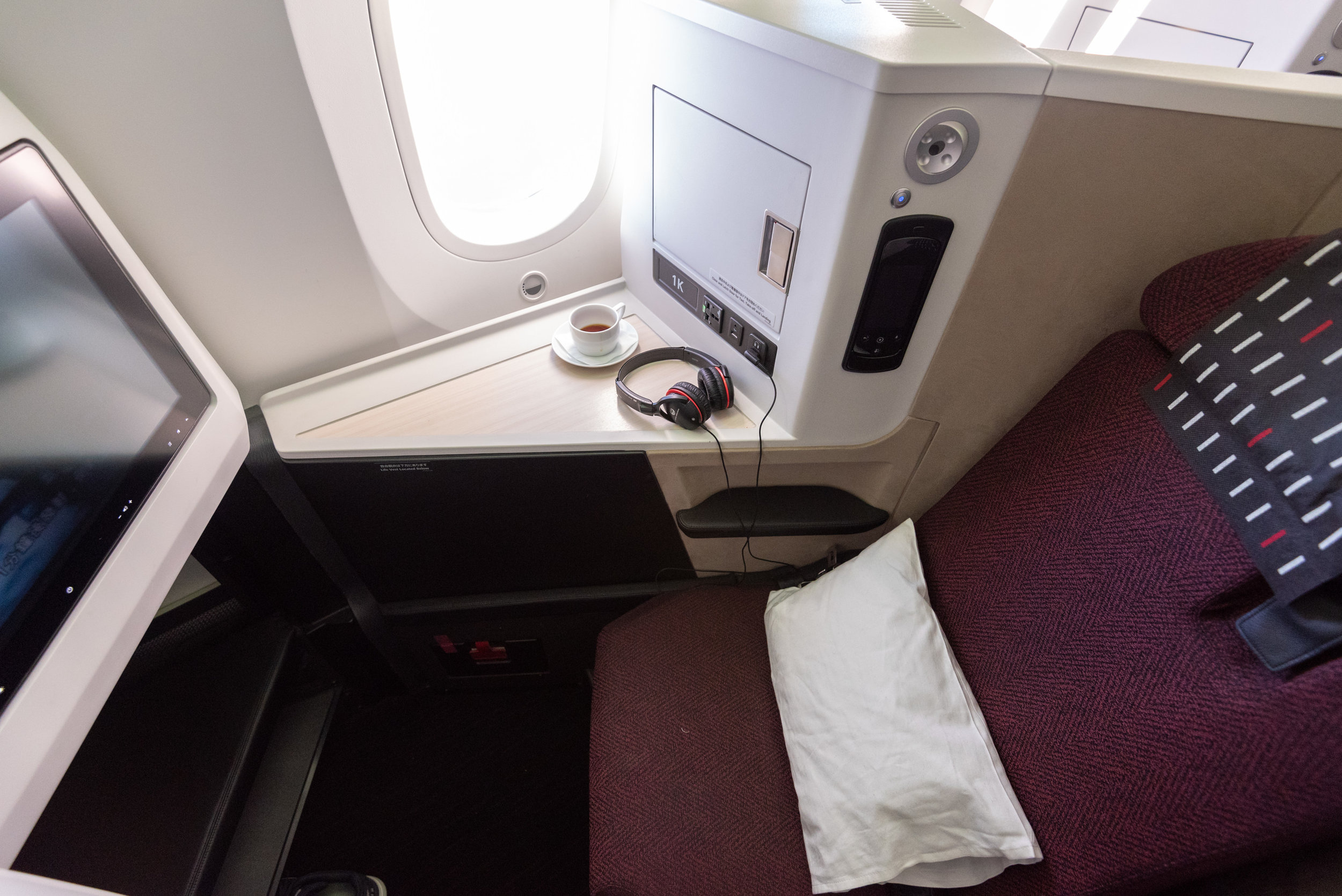 Trip Report - Japan Airlines Business Class Sky Suite Iii