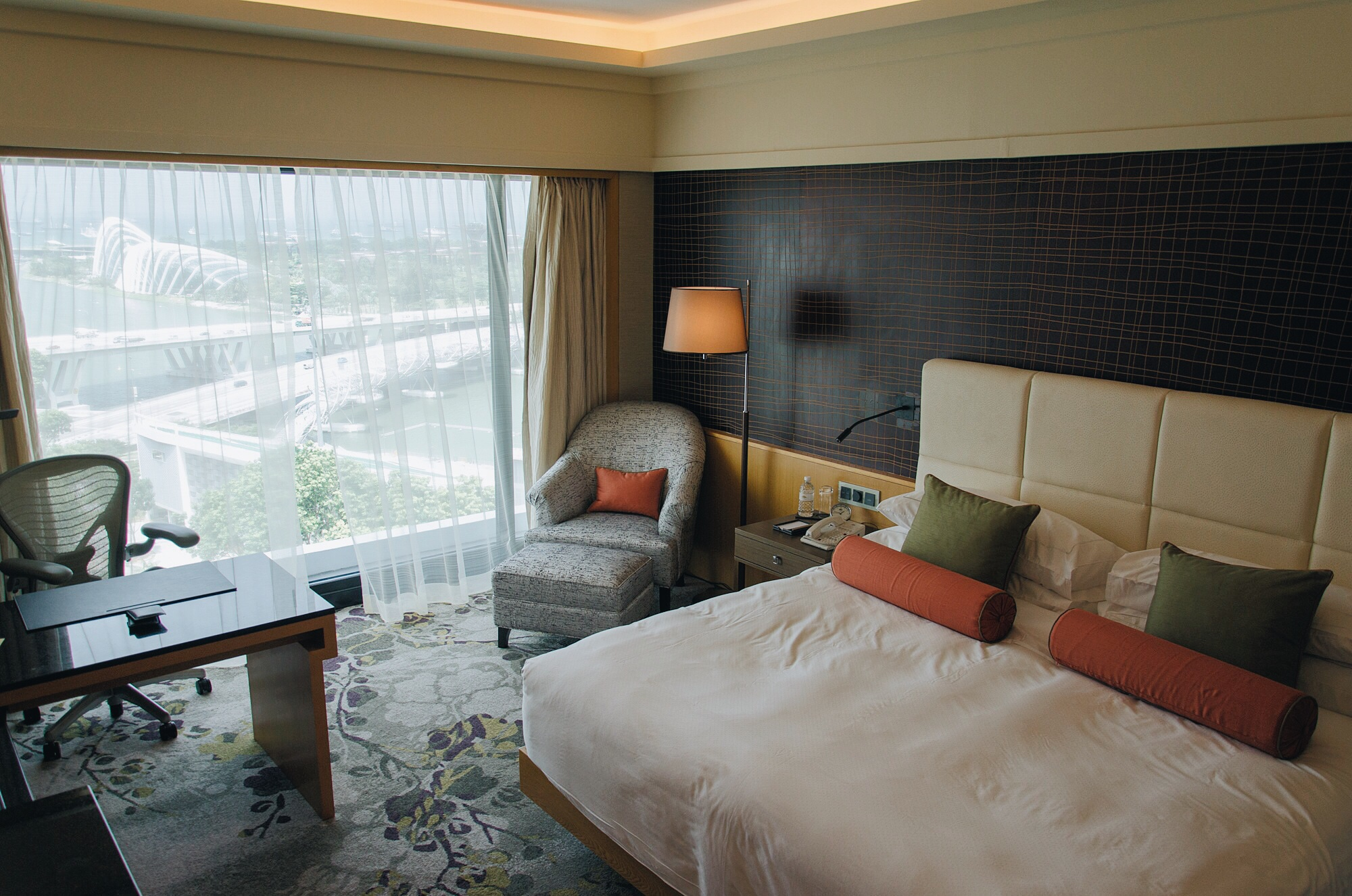 Hotel Review Mandarin Oriental Singapore  The Shutterwhale