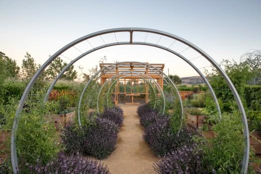 The Sunset Magazine Gardens at The Cornerstone Somona, designed by Stefani Bittner and her team.