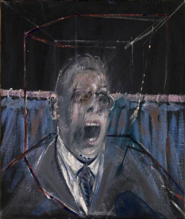 Francis Bacon's Portrait Studies