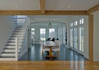 Living and Dining Rooms  Domus Custom Builders
