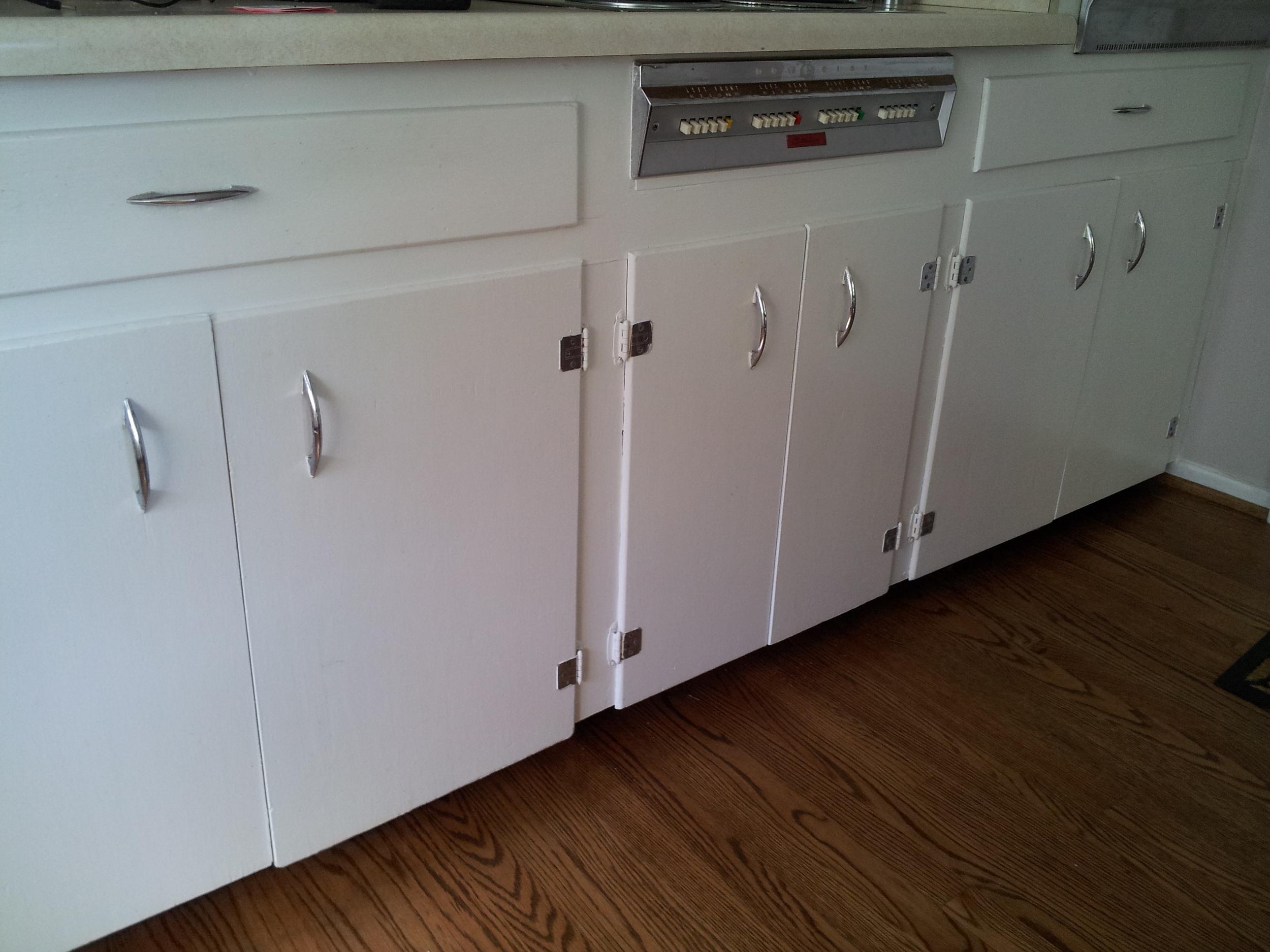 Kitchen Cabinets Makeover Brooklyn House Elizabeth