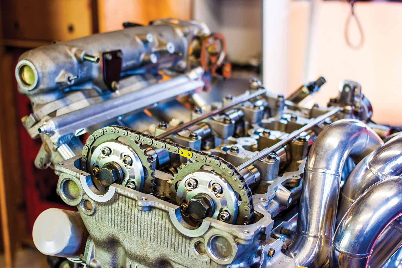 medium resolution of weekend workshop rear wheel drive ve head swap
