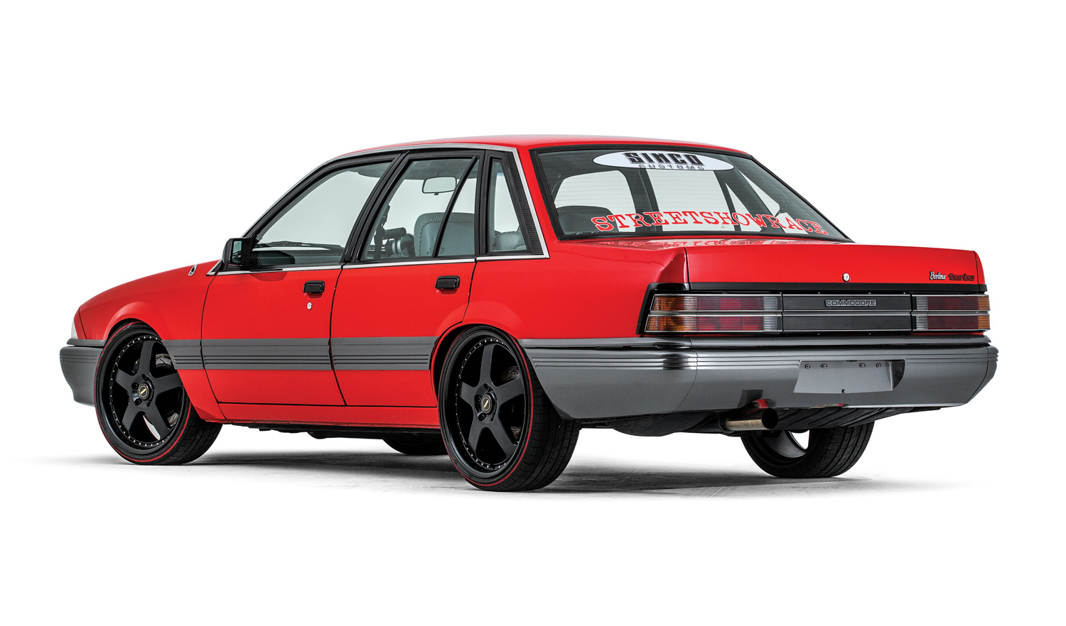 medium resolution of check out jay s hectic 1987 holden vl turbo