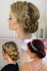 updo's thin fine hair yisell
