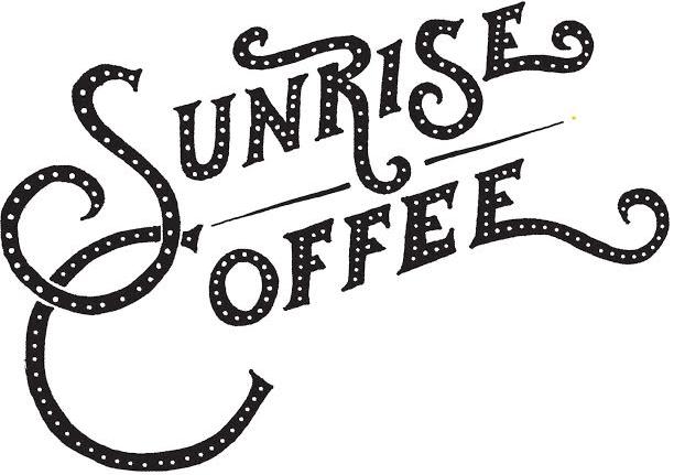 drink menu sunrise coffee