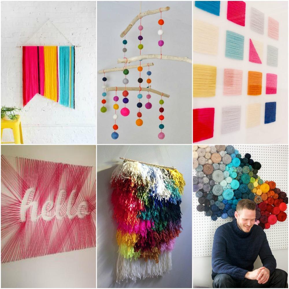 Moodboard Monday Yarn Art Tanis Fiber Arts