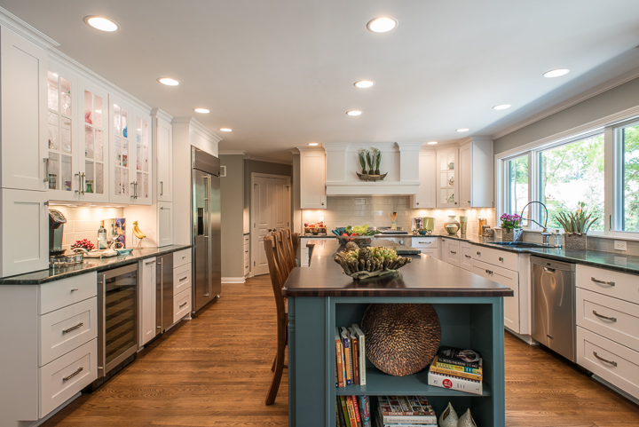 kitchen remodeling projects custom countertops remodel indianapolis contractor this project was particularly interesting as the clients documented entire process of whole home and garage addition with regular facebook
