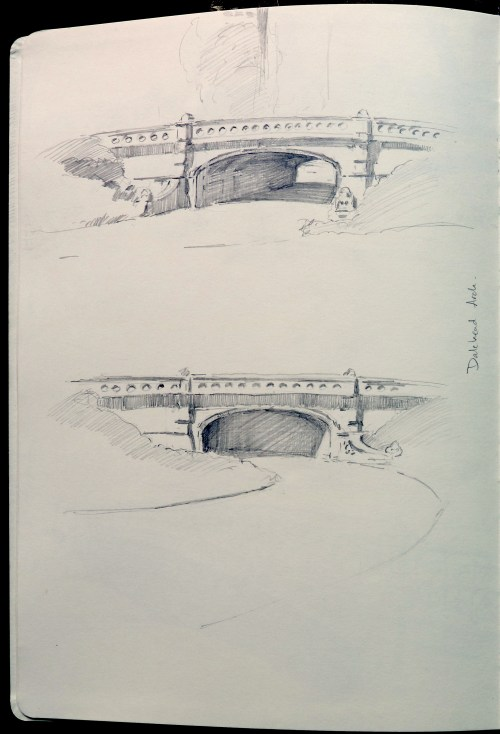 small resolution of dalewood arch built 1860 1862 by calvert vaux stone arch vehicle bridge