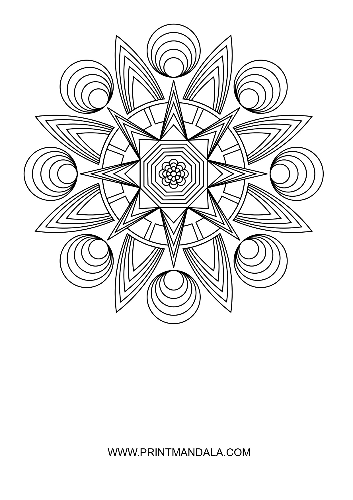 Coloring Pages to Reduce Anxiety — Gianna Russo-Mitma, M.S.