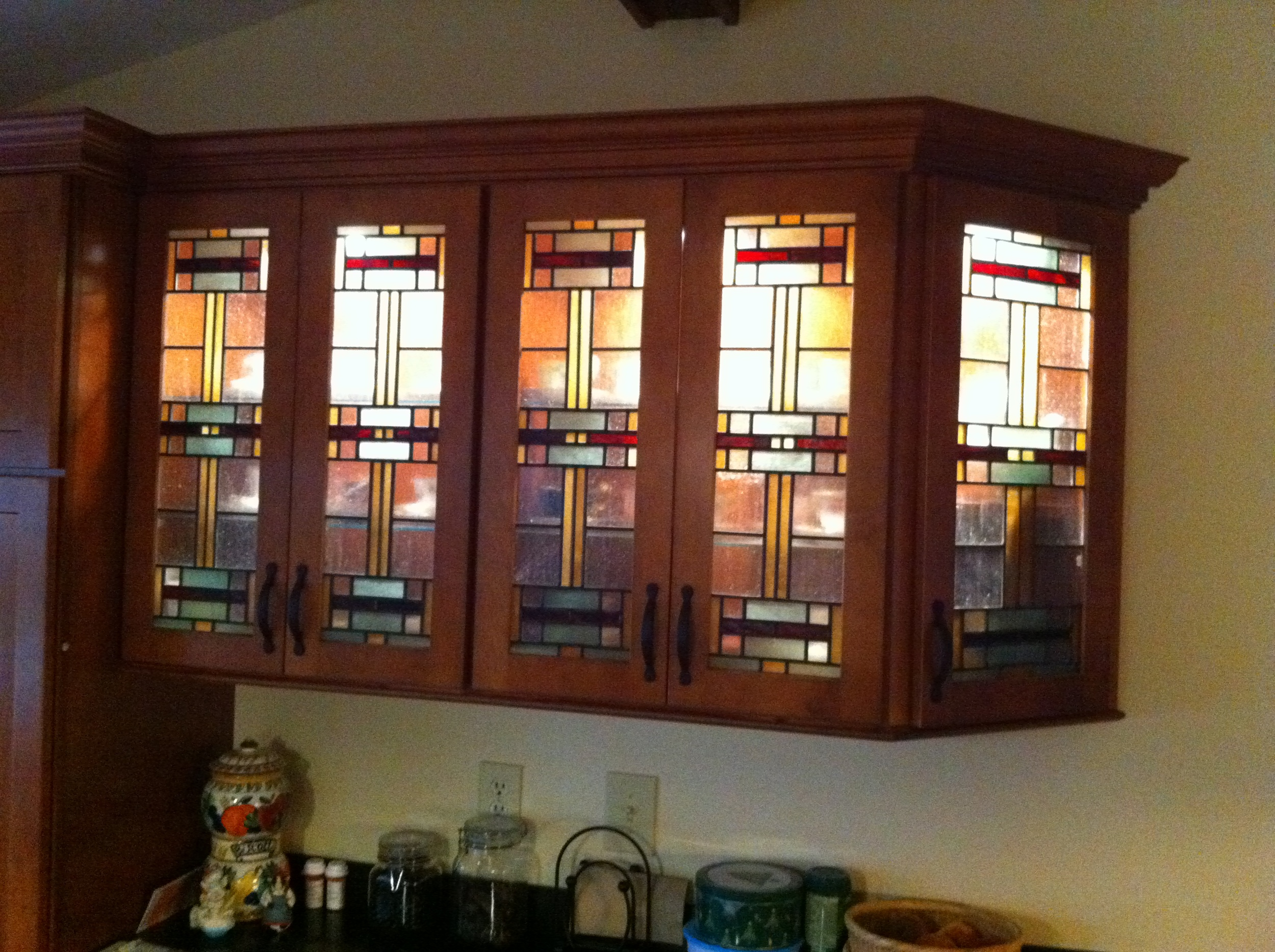 STAIN GLASS — Gust A Harchar Design LLC