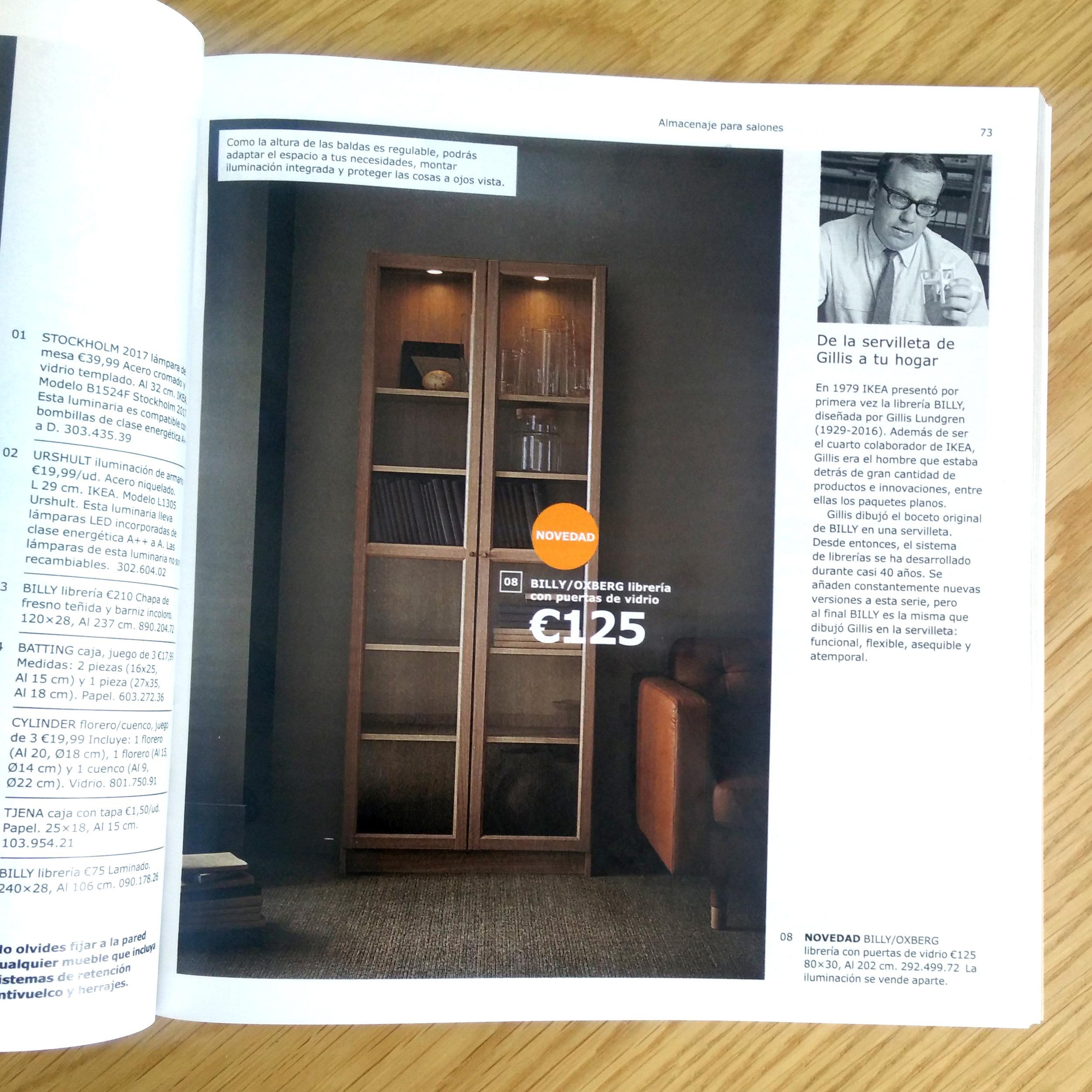 Salones Ikea Billy Nuestras Novedades Favoritas Del Nuevo Catálogo