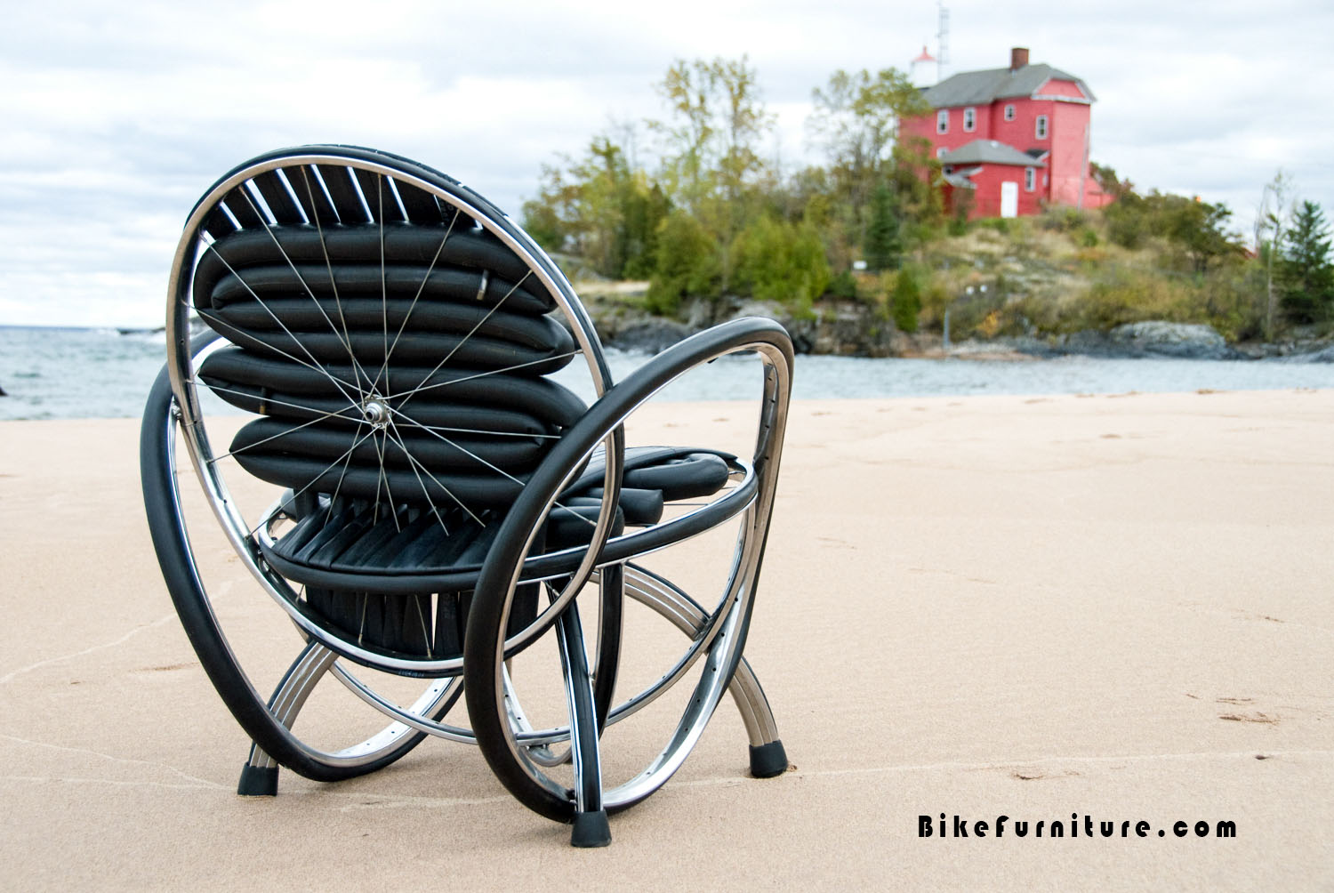 Chair Bike S 2 Chair Inner Tube Bike Furniture Design