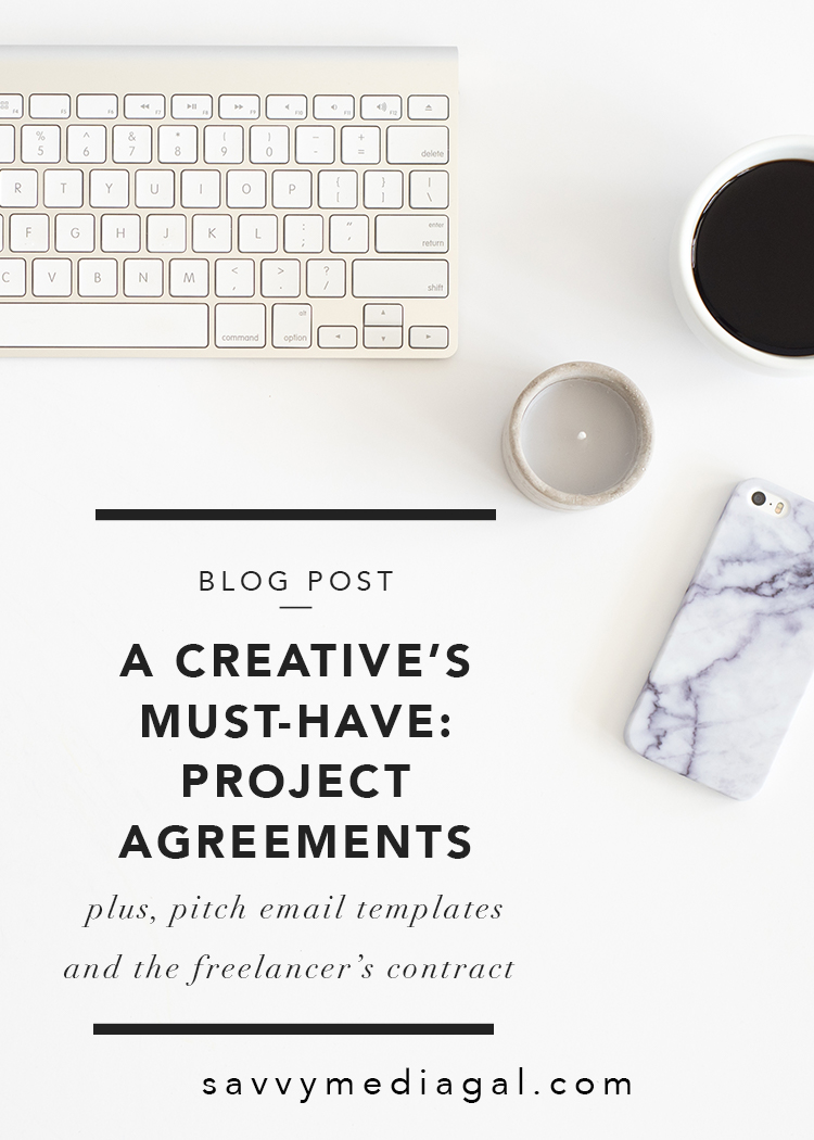 A Creative's Must Have: Project Agreements (Plus, Free Template ...