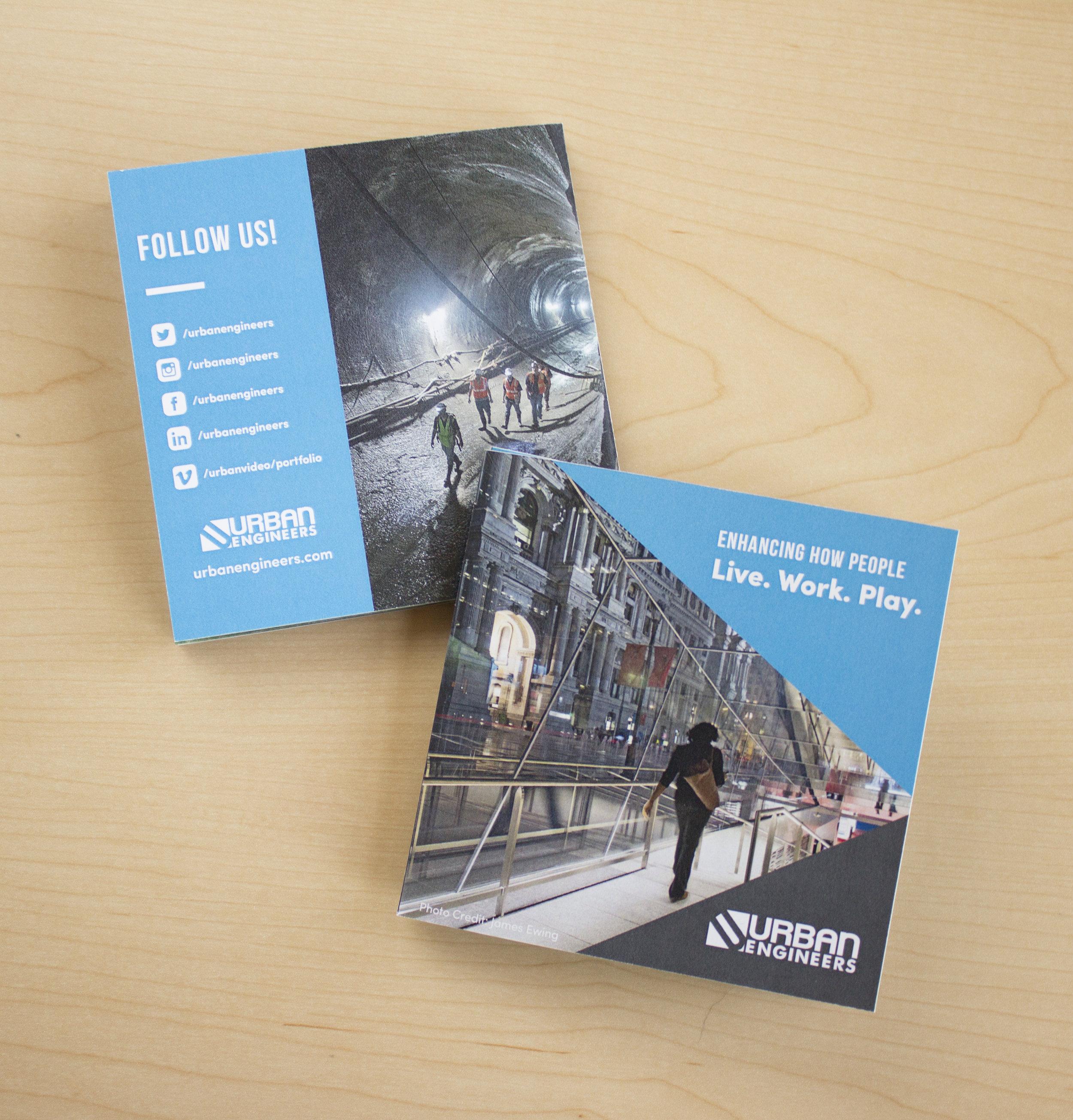 Marketing Brochure — Jessica G Weinstein