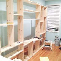 Built In Bookcase Pictures. Good Diy Built Ins With Built ...