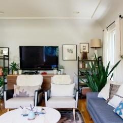 Dux Sofa By Folke Ohlsson Corner Newport Gwent Kaitlin Mchugh's Earthy, Modern Silver Lake Home — Old ...