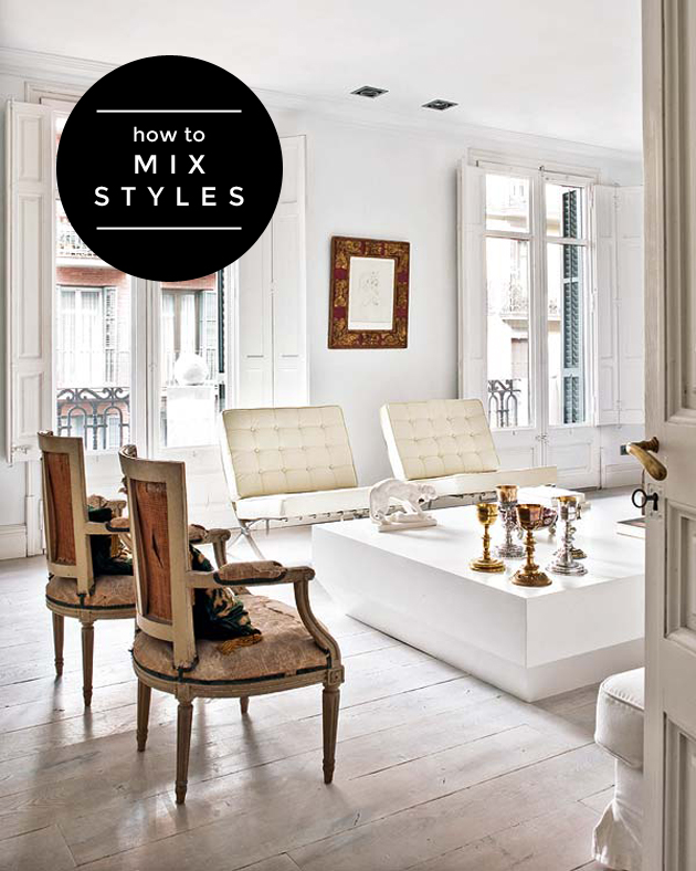 How To Mix Styles — Darby Road Home