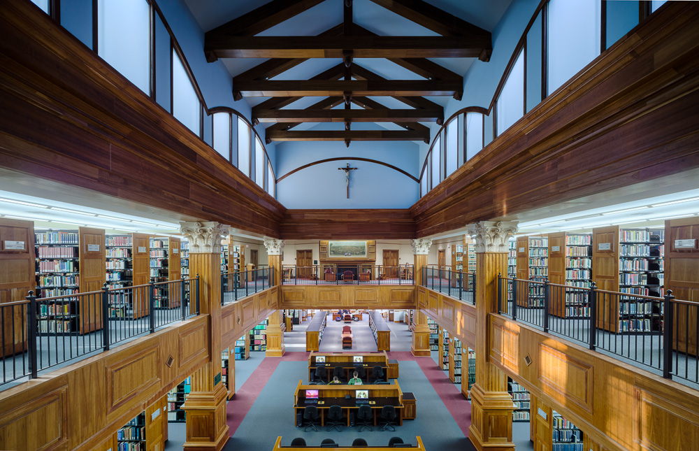 Christendom College Library OBrien
