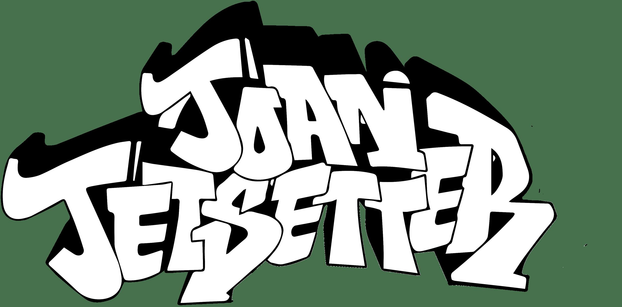 hight resolution of joan jetsetter