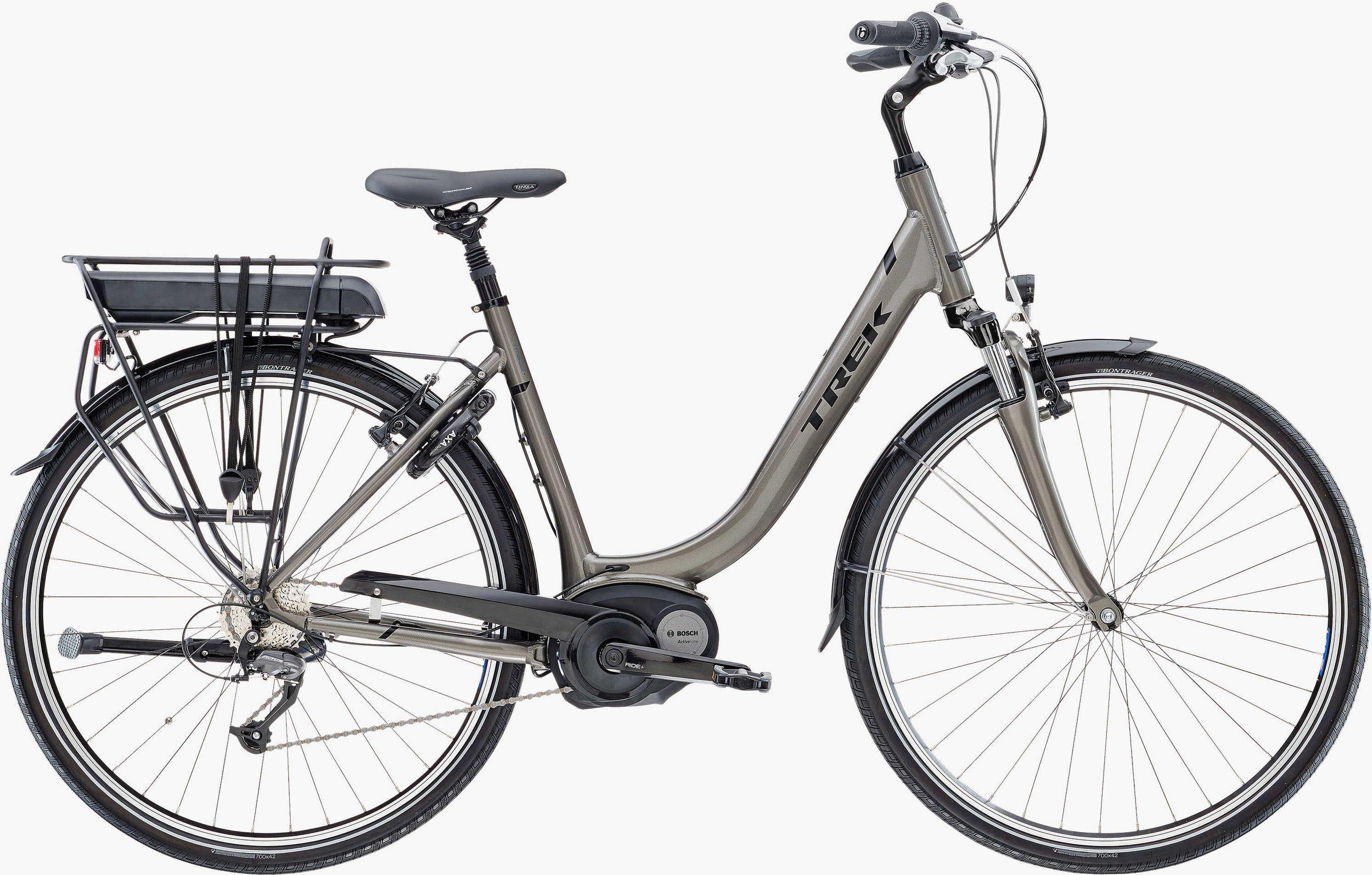 Bike review: Trek TM200 + Lowstep Electric Bike — Everyone