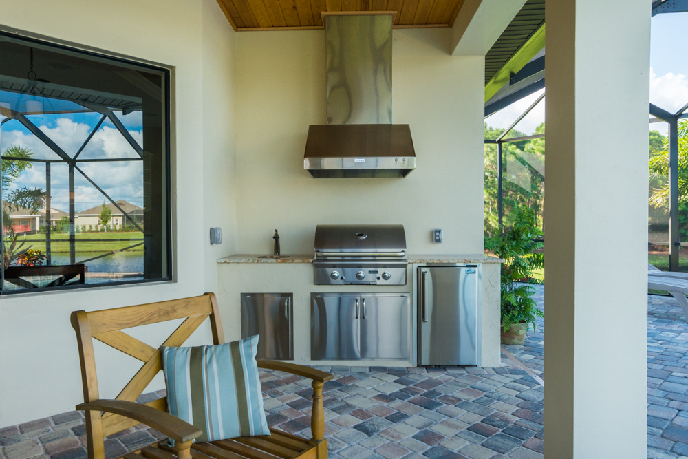 summer kitchens swinging kitchen doors monarch homes of brevard villa verde jpg