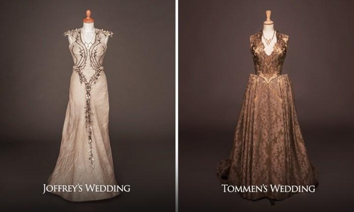 Robes de mariée de Margaery