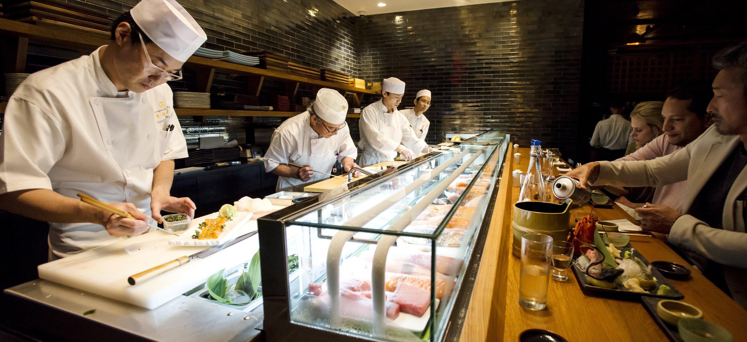 Blue Ribbon Sushi Bar  Grill  South Beach  Bromberg