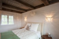 PROJECT LOG: Reclaimed Wood Walls, Barn Door, and Bright ...