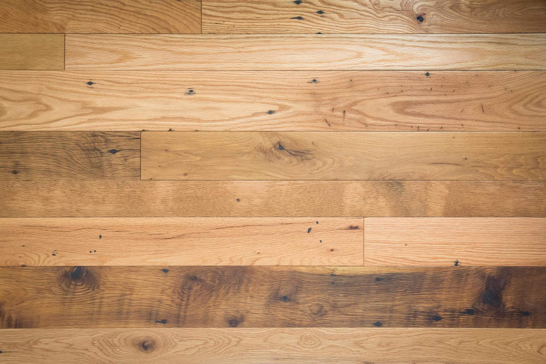 Finishing Reclaimed Wood