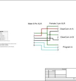 6 pin xlr wiring diagram wiring diagram new3pin to 6pin comms blue room technical forum 6 [ 1394 x 770 Pixel ]