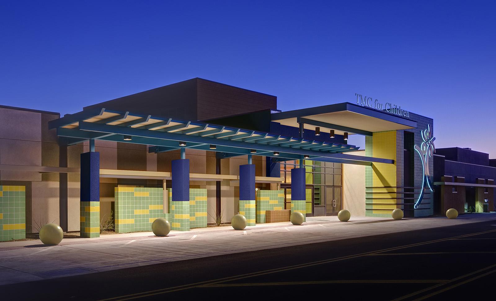 Tucson Medical Center Pediatrics  HobbsBlack Architects