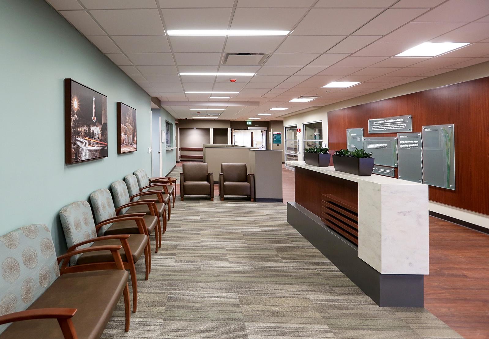 Sparrow Ionia Hospital  HobbsBlack Architects