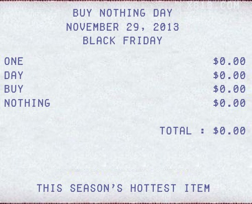 nevver: Buy Nothing Black Friday through the years: 2005: 5am 2010: 3am 2012: 12am 2013: Thursday 8pm 2020: 4th of July (via no)