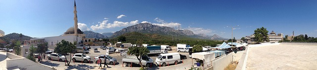 Downtown Kemer on Flickr.