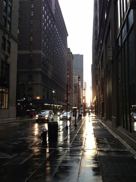 Hot Rain on Flickr. Via Flickr: Summer in The City