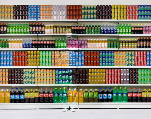 """I choose to hide in different backgrounds because each one has its own significance."" - Liu Bolin, ""Hiding in the City"""