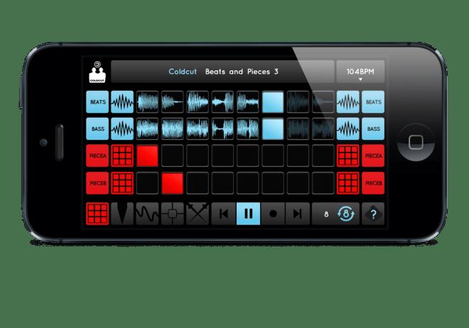 Ninja Jamm, the new app from British electronic label Ninja Tune. DIY.