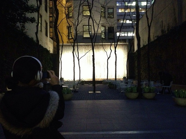 """Caught Gramming on Flickr. + More Sam Paley: """"For the enjoyment of the public."""""""