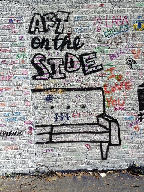Art on the side pt.2 on Flickr.