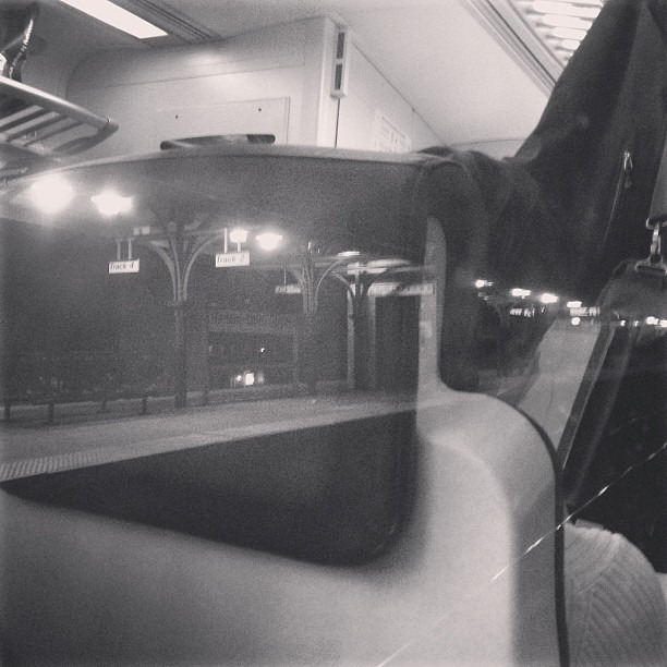 People vs Places (at Metro North Harlem 128th St Track 4) Vine