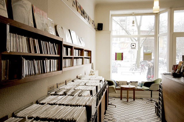 """I'll never forget the record shop in Melbourne that had a section called """"Beats."""""""