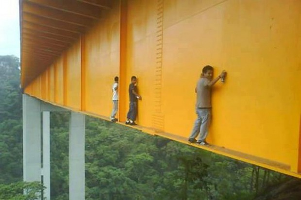 Daring Graffiti Art-dacity.