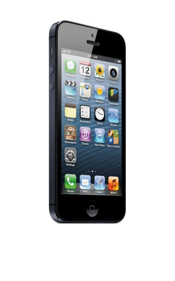 """Apple promises """"crystal clear images"""" with the the 8 megapixel camera in the iPhone 5. And Panorama. The new panorama feature lets you capture jaw-dropping panorama images of up to 28 megapixels by simply moving the camera across a scene in one smooth motion. Sold.  Press release."""