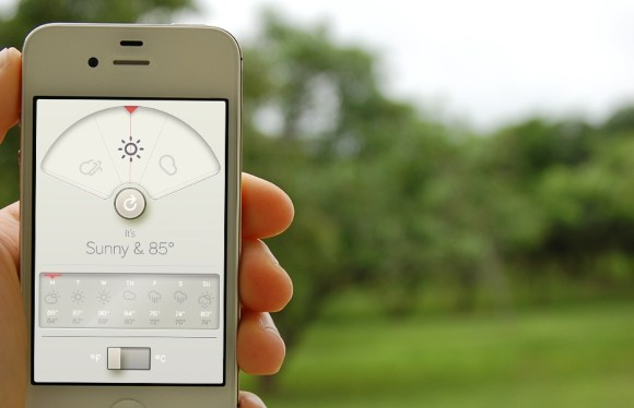 WTHR, the only weather app worth paying for.   Simple in design and functionality.