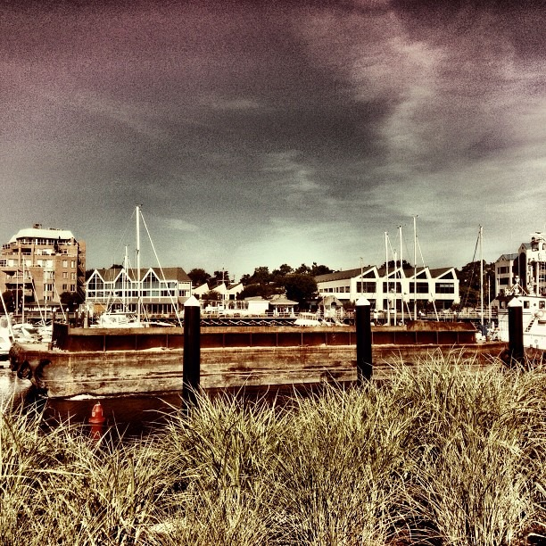 Noah's Ark (Taken with Instagram at Harbor Point)