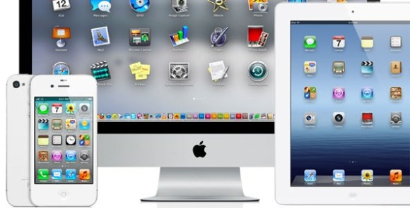 Each time Apple announces updates to OSX, it borrows more functions from iOS. Desktop Computers Look More and More Like Smartphones