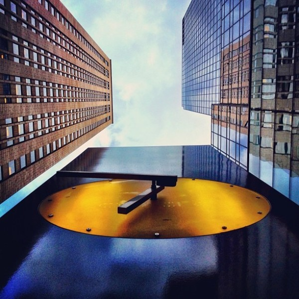 Time to shine (Taken with Instagram at 55Th & 5)