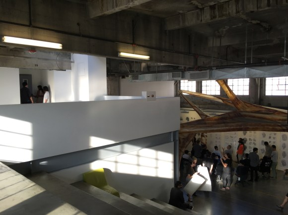 A Visit to Sci Arc