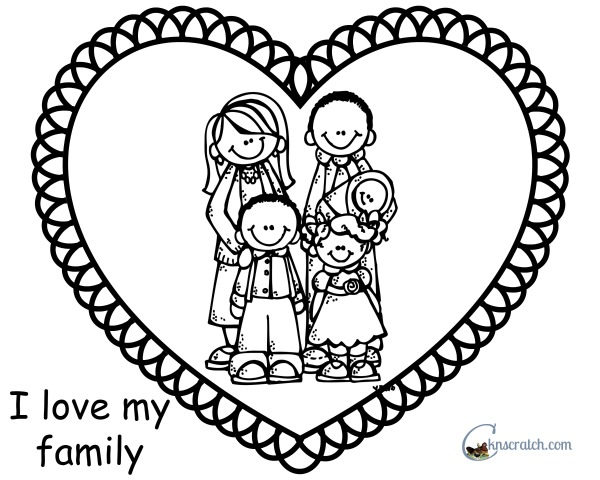 Behold Your Little Ones Lesson 11: I Love My Family